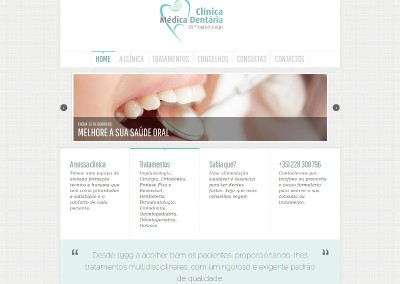 Clínica Dentária Drª Isabel Jorge