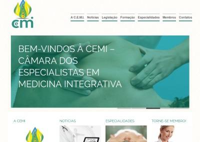 C.E.M.I. – Câmara dos Especialistas em Medicina Integrativa